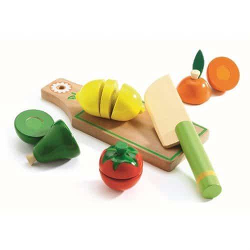 Djeco: Gemüse schneiden