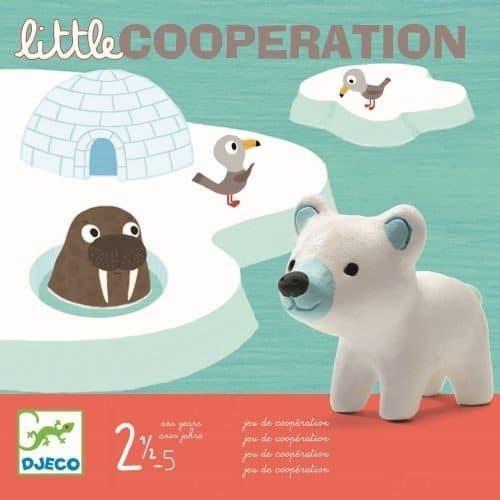 Djeco Gesellschaftsspiel Little coopération für Kinder ab 3 Jahre