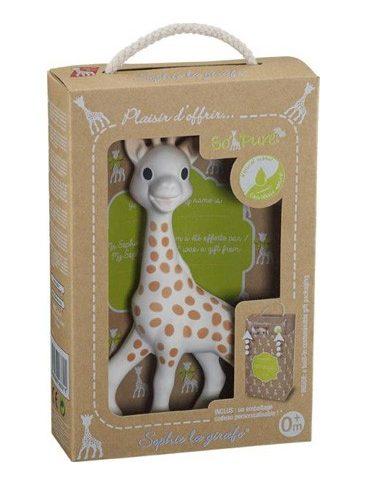 Greifling Sophie la Girafe Babyspielzeug
