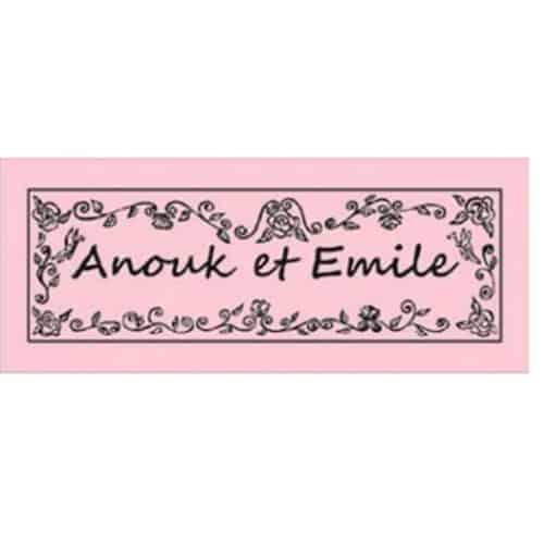 Anouk et Emile