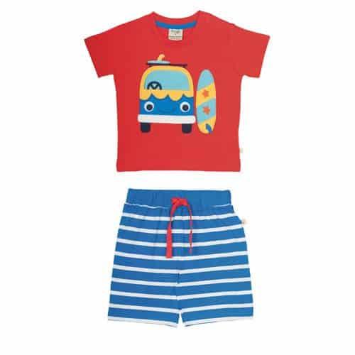 Frugi Outfit Camper