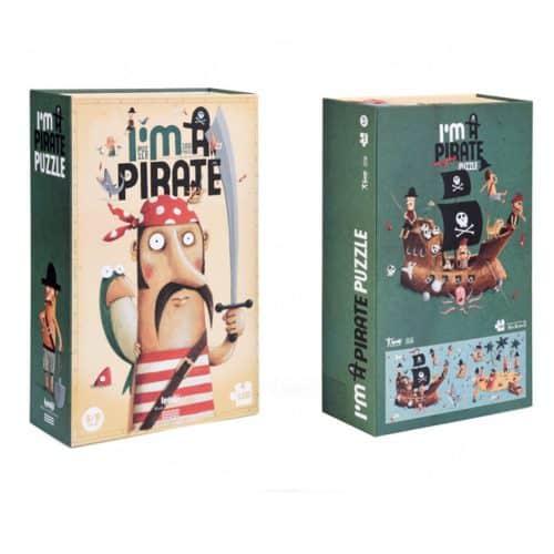 Londji Puzzle I´m a Pirate