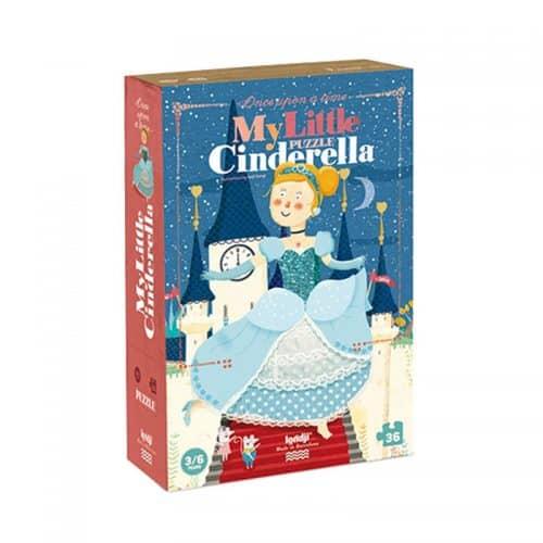Londji Puzzle Cinderella 36 Teile