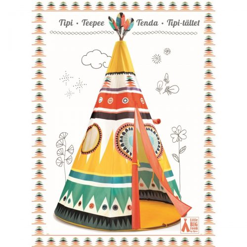 Djeco Tipi - Indianerzelt