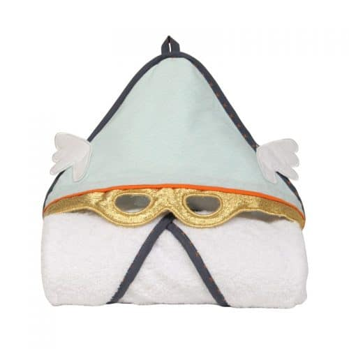 little-crevette-kapuzen-handtuch-superheld-sortie-de-bain-bebe-superheros