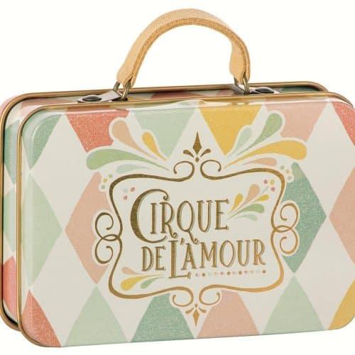 Maileg Mini Koffer Cirque de L´Amour