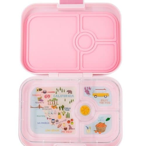 Yumbox Panino Bento Lunchbox Hollywood pink