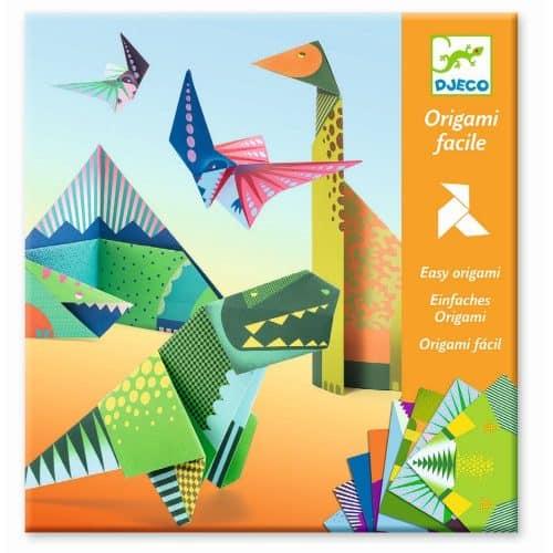 Djeco Origami Dinosaurier