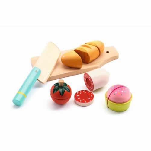 Djeco: Lunch zubereiten