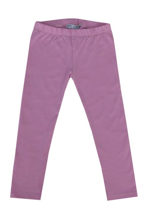Leggings in uni lila von Enfant Terrible