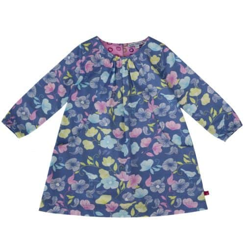 Enfant Terrible Webkleid Japanese Flowers
