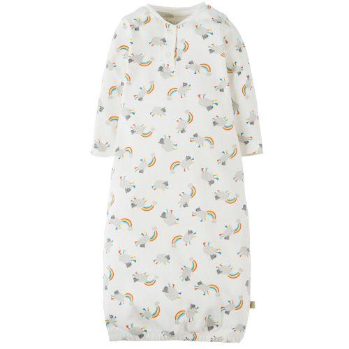 Schlafsack im Schäfchen-Design von Frugi