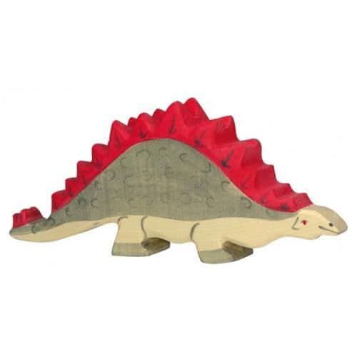 Holztiger Dinosaurier - Stegosaurus