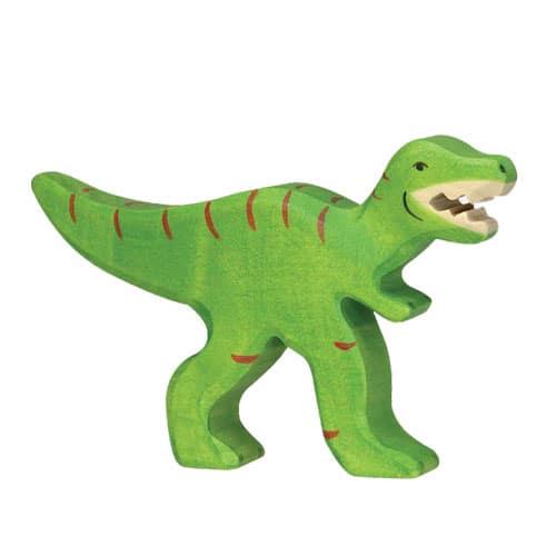 Holztiger Dinosaurier - Tyrannosaurus Rex