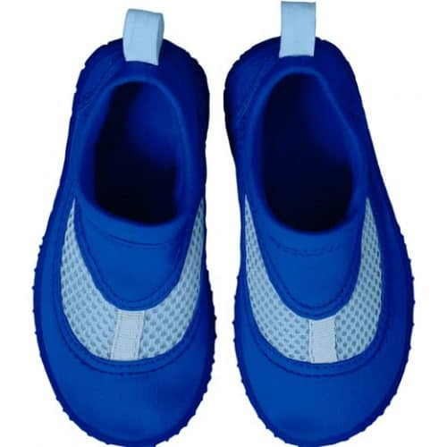 i play Badeschuhe in royal blau