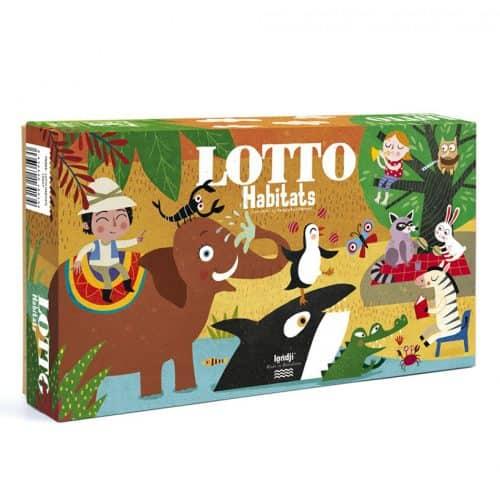 Londji Tier-Lotto-Spiel