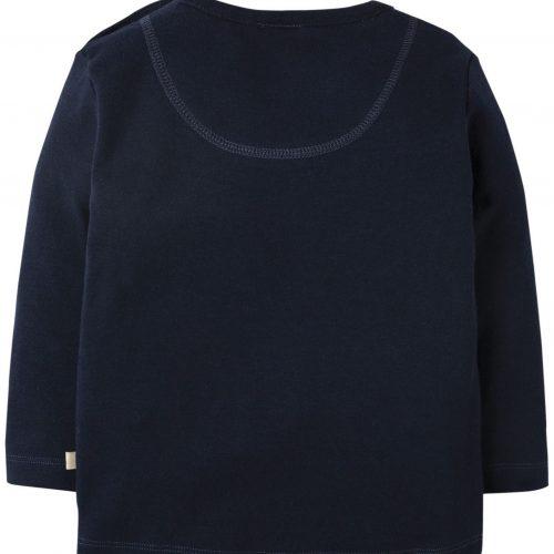 Frugi Langarm-Shirt Bagger in blau