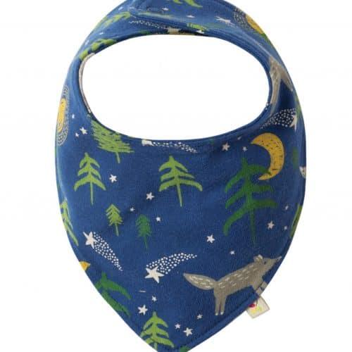 Frugi Halstuch Mondnacht in blau