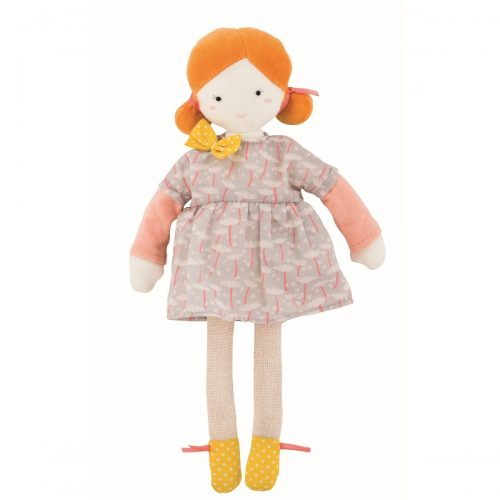Moulin Roty Stoffpuppe Blanche H 26cm