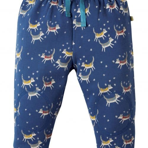 Jogginghose Husky in blau