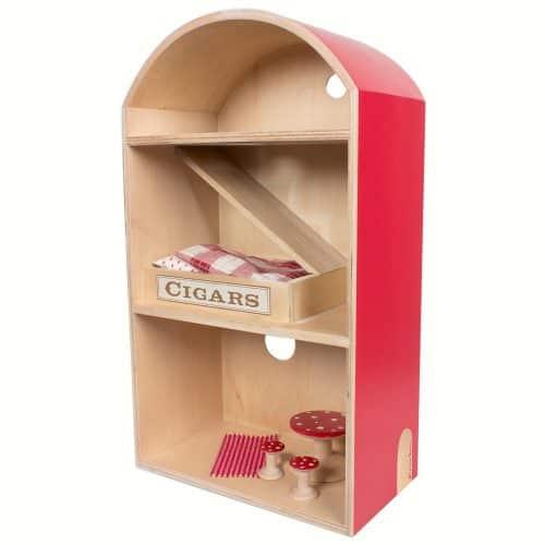 Maileg Maus-Puppenhaus aus Holz inkl. Zubehör