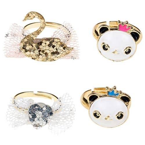 Souza! Ring - Schwan, Panda oder Herz