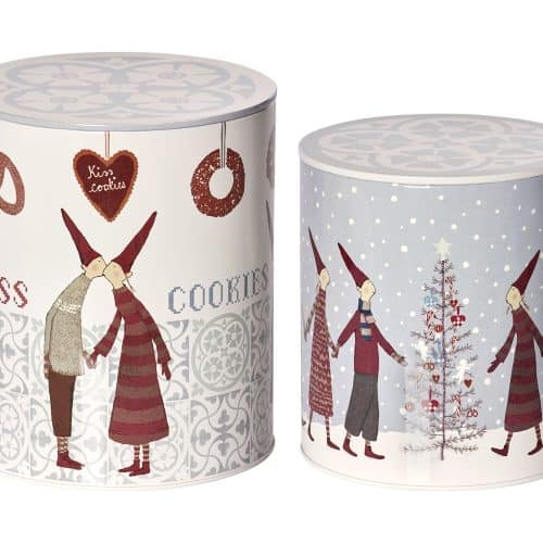 Maileg Cookie-Boxen 2er Set Pixy-Kiss