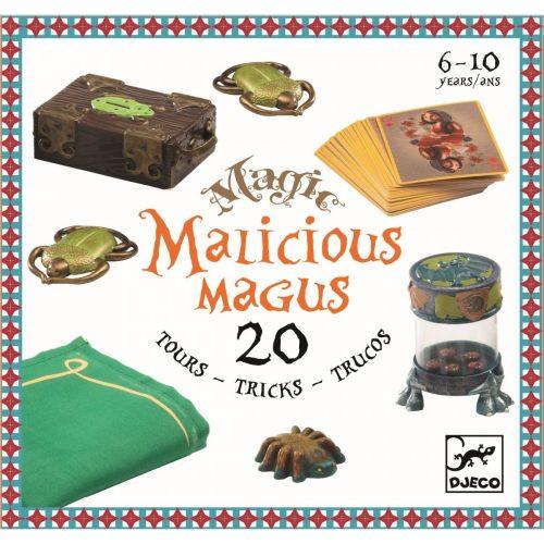 Djeco 20 Zaubertricks Malicious magus