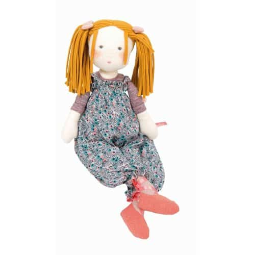 Moulin Roty Stoffpuppe Violette H 45cm