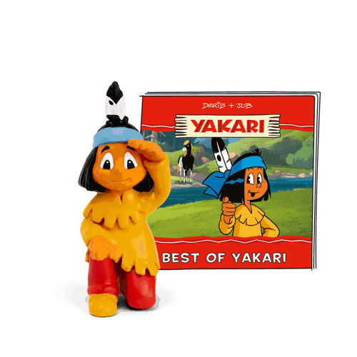 Hörfigur für die Toniebox Best of Yakari