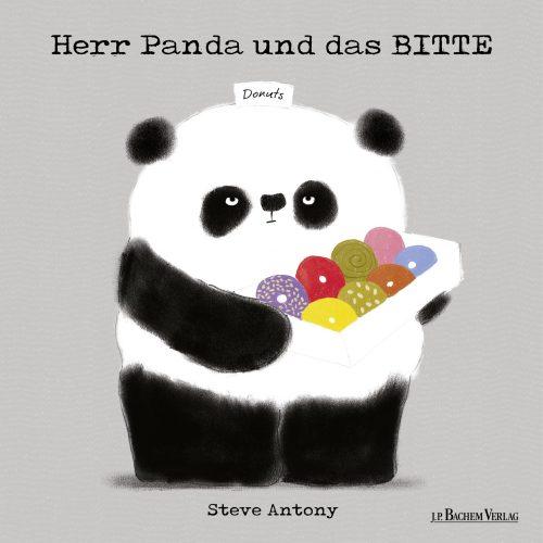 Kinderbuch Herr Panda und das BITTE