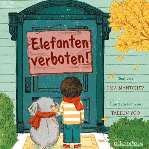 Kinderbuch Elefanten verboten!