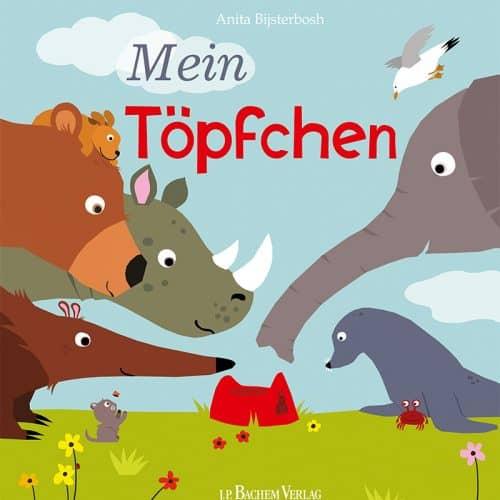 Kinderbuch Mein Töpfchen