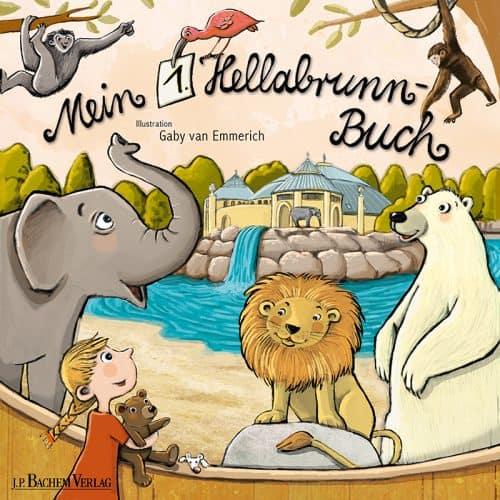 Kinderbuch Mein 1. Hellabrunn-Buch