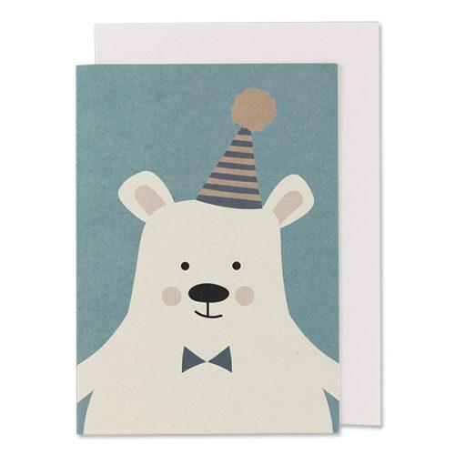 ava & yves Karte Eisbär