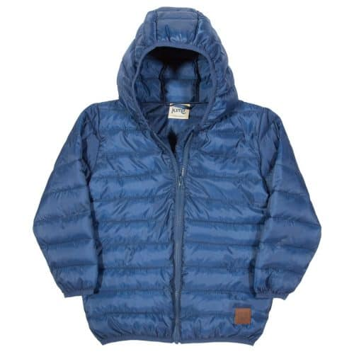 Kite Steppjacke in blau