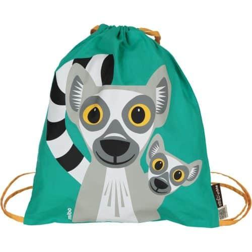 Coq en Pâte® Rucksack-Turnbeutel Lemur