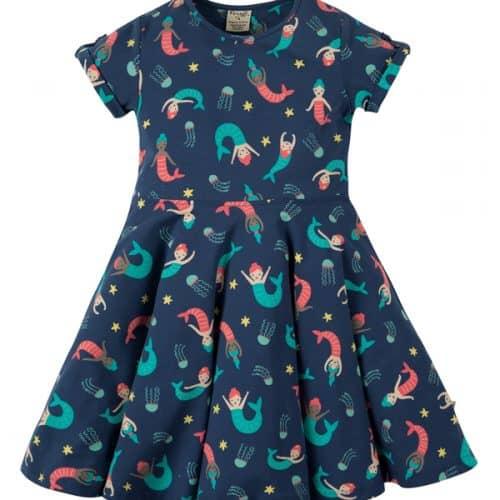 Frugi Kleid Meerjungfrauen