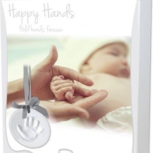 Handabdruck-Set Happy Hands Ornament