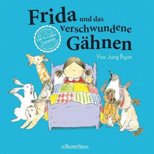 Kinderbuch Frida und das verschwundene Gähnen