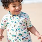 Frugi Hawaii-Hemd Harvey