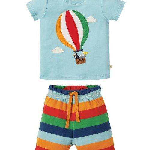 Frugi Schlafanzug Heissluftballon