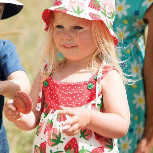 Frugi Hut Erdbeeren