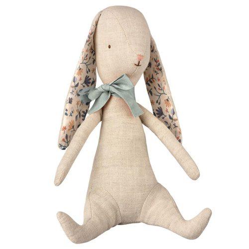 Bunny Albin mit blauer Schleife