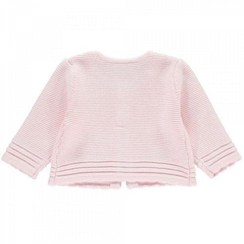 Cardigan Nolana in rosa