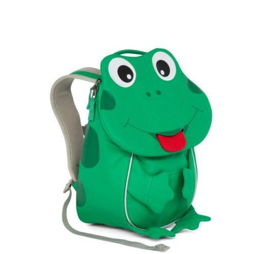 Affenzahn Kinderrucksack Finn Frosch klein