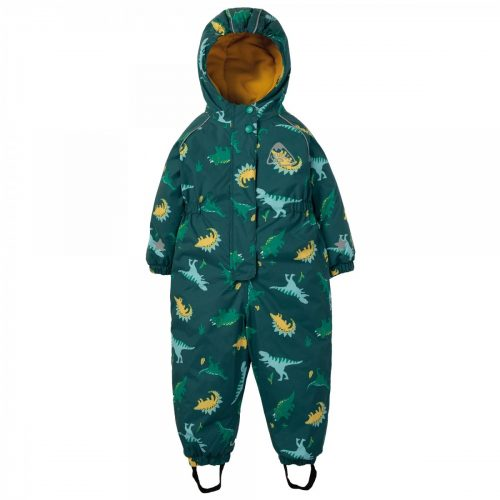 Frugi Explorer All in One Anzug DINOSAURIER