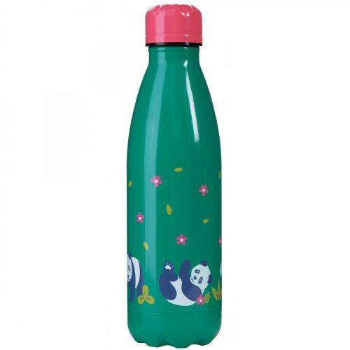 Trinkflasche Buddy Pandabär von Frugi aus Edelstahl