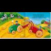 coppenrath verlag Mein kleiner grüner Traktor für Kinder ab 18 Monate holzauto und buch