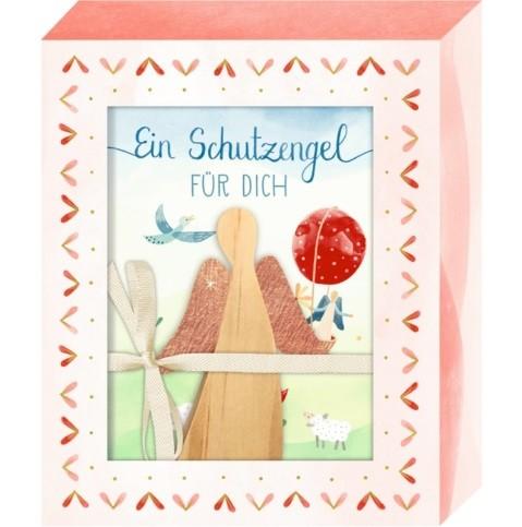 Coppenrath verlag Schutzengel mit Buch in Geschenkbox